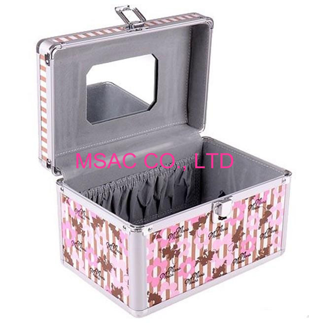 Aluminum Beauty Cases/Beauty Boxes/ Hair Dressing Cases /Disney Beauty Cases/Makeup Cases