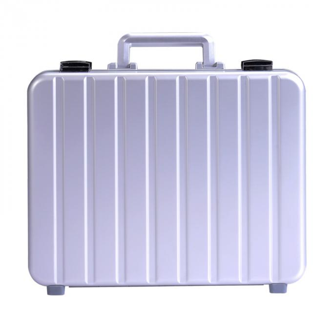 MS-M-03 Custom Made Aluminum Attache Case Breifcase For Sale Brand New From MSAC