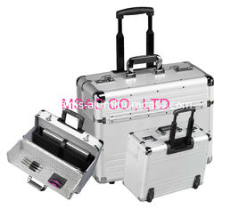 China Aluminum Attache Cases/Document CasesNotebook Cases/Pilot Cases/Trolley Cases supplier