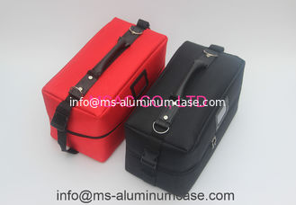 China Professional Beauty Bag Red Color For Carry Cosmetic and Beauty Equipment supplier