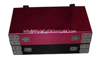 China Aluminum Carry cases/Carrying Cases/Metal Cases/ Metal Boxes/Stainless Steel Cases supplier