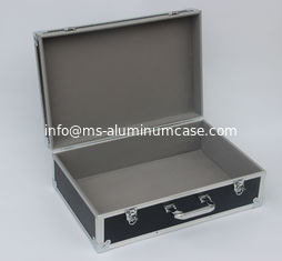 China Large Empty Aluminum Hard Case Lockable Easy Cleaning 520 X 330 X 200mm supplier