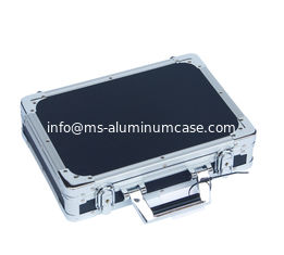 China Custom Aluminium Transport Case Big Space , Aluminum Equipment Cases Durable supplier