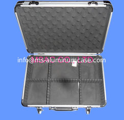 China Durable Aluminum Storage Case , Small Aluminum Hard Case One Lock For Security supplier