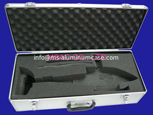 China Airplane Aluminum Carrying Case Multi - Purpose 2.5 Kgs L 460 X W 300 X H 180mm supplier