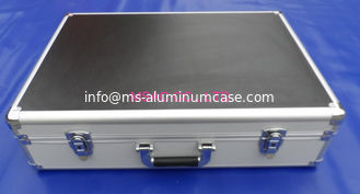 China Musical Instrument Aluminum Carrying Case 5mm MDF And ABS Panel Easy Cleaning supplier
