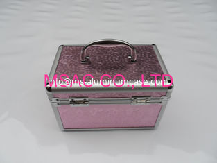 China Aluminum Cosmetic Cases/Cosmetic Cases/ Cosmetic Train Cases/Beauty Cases/ Butterfly Cosme supplier