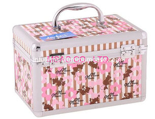 China Aluminum Beauty Cases/Beauty Boxes/ Hair Dressing Cases /Disney Beauty Cases/Makeup Cases supplier