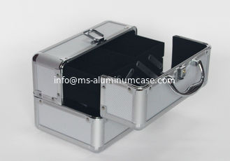 Small Size Aluminium Cosmetic Case 250 x 170 x 170mm supplier