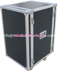 China MSAC Aluminium Flight Case Size L500 X W400 X H800mm With Metal Handles supplier