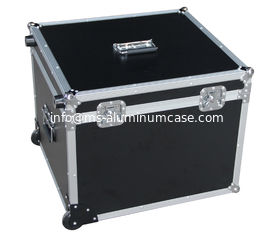 China Custom Aluminium Flight Case With Two Wheels supplier