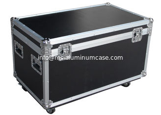 China Carrying Equipment Aluminium Flight Case With Wheels supplier
