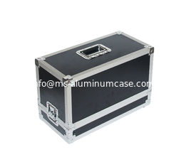 China Easy Carry Aluminium Flight Case / Flight Storage Case With 525* 245 * 365mm supplier