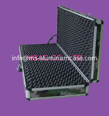 China Fashionable Aluminum Gun Case Waterproof MS-Gun-03 With Two Combination Locks supplier