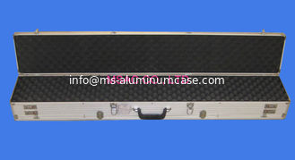 China Multifunctional Aluminum Gun Case Easy Transport Double Sided Gun Case supplier