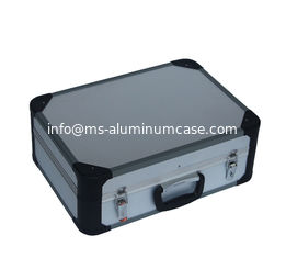 China Silver And Black Aluminium First Aid Box supplier