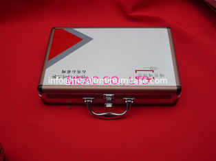 China Fashionable Aluminum Display Box Customized MS-Stone-24 For Quartzite Carry supplier
