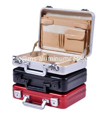 China MS-M-03 Custom Made Aluminum Attache Case Breifcase For Sale Brand New From MSAC supplier