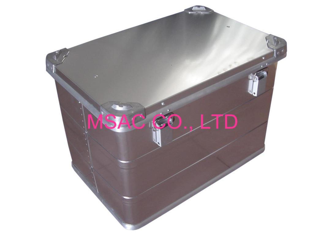 Aluminum Carry Cases Storage Bo Box