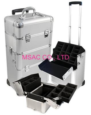 Aluminum Cases/Aluminum Makeup Cases/Aluminum Trolley Cases/Hair Cut Cases/Pro Makeup Case