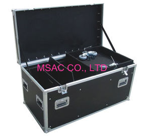 Flight cases/ Flight Carrying Cases/Instrument Cases/Equipment Cases/Black Flight Cases
