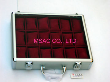 Watch Carrying Cases/Watch Boxes/ABS Watch Cases/ 18 pcs Watch Cases/Acrylic Watch Cases