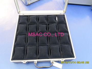 Aluminum Watch Cases/Watch Boxes/ 20 pcs Watch Cases/Acrylic Watch Cases
