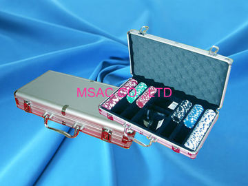Counter Carrying Cases/300 pcs Chip Cases/Chip Boxes/Porker Cases/Porker Carrying Cases
