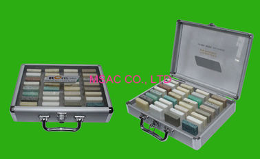 Aluminum Marble Carry Cases/Aluminum Display Boxes/Acrylic Stone Cases