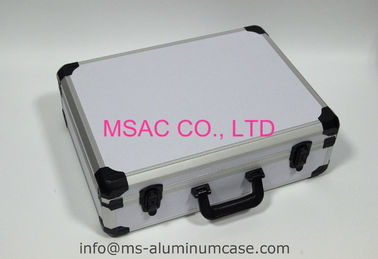 2015 New Design For Quadmotor Aluminum White Carrying Caese
