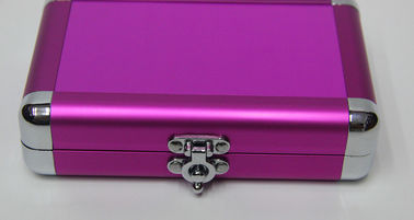 Anodize Pink Small Aluminum Case