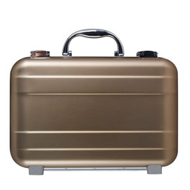 Rose Golden Aluminum Alloy Attache Case With Size 300x200x90mm
