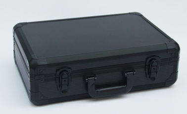Aluminum Black Tool Carry Case With EPE Foam Inside 400*300*145mm