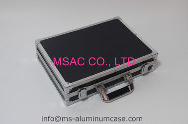 China Moistureproof Aluminum Briefcase Tool Box , Snooker Aluminium Storage Case factory
