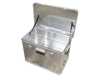 China Durable Aluminum Carrying Case , Light Weight Aluminium Storage Box factory