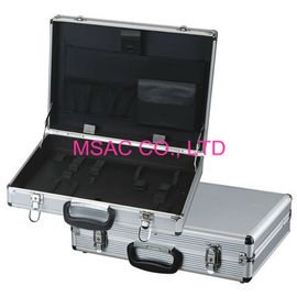 China Aluminium Flight Case With Foam , Padded Aluminum Case For Electronic Equipment factory