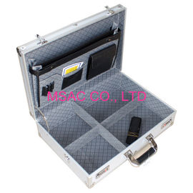 China Multi - Purpose Aluminum Attache Case Durable For Packing Office Documents factory