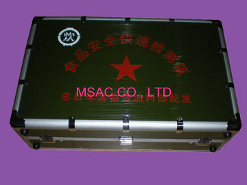 China Custom Gun Carrying Case , Portable Hard Sided Gun Case Light Weight factory
