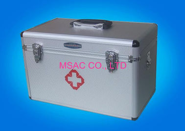 China Home Health Care Aluminium First Aid Box MS-FSA-15 For Home / Outdoors factory