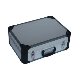 China Silver And Black Aluminium First Aid Box factory
