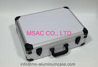 2015 New Design For Quadmotor Aluminum White Carrying Caese