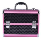 Customized Professional Middle Size Aluminum Beauty Case With Multi Color waterproof